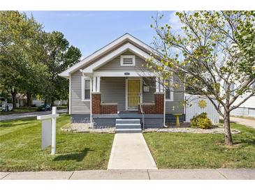 Photo one of 1102 N Emerson Ave Indianapolis IN 46219   MLS 21814894