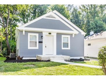 Photo one of 4857 Crittenden Ave Indianapolis IN 46205 | MLS 21815045