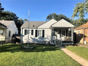Photo one of 4710 Farrington Ave Indianapolis IN 46201 | MLS 21815056