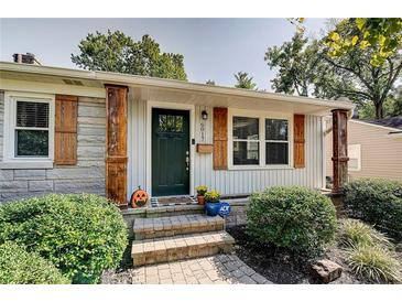 Photo one of 6017 Rosslyn Ave Indianapolis IN 46220 | MLS 21815057