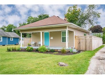 Photo one of 6194 Evanston Ave Indianapolis IN 46220 | MLS 21815071