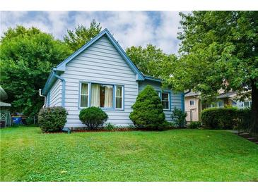 Photo one of 5205 E Walnut St Indianapolis IN 46219   MLS 21815144
