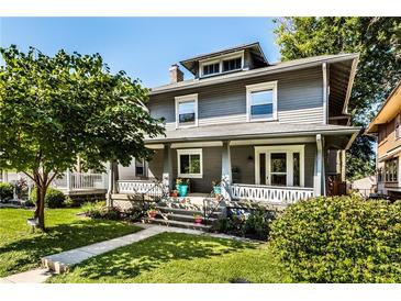 Photo one of 3610 N Pennsylvania St Indianapolis IN 46205 | MLS 21815172
