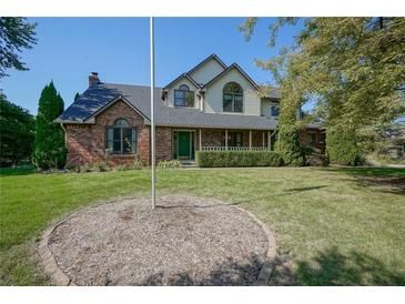 Photo one of 3680 S Hearthstone Ct New Palestine IN 46163   MLS 21815190
