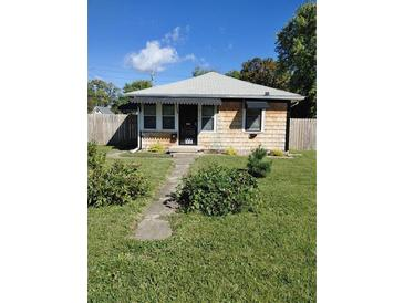 Photo one of 4702 E 21St St Indianapolis IN 46218 | MLS 21815208