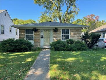 Photo one of 6168 Ralston Ave Indianapolis IN 46220   MLS 21815287