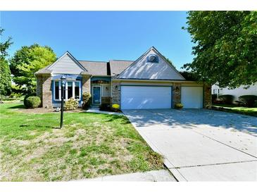 Photo one of 7339 Saffron Dr Indianapolis IN 46237 | MLS 21815298