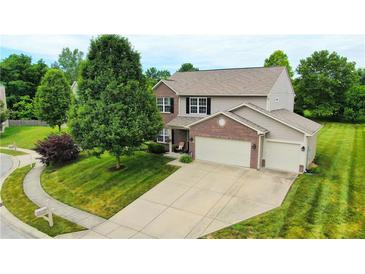 Photo one of 6790 Old Persimmon Ct Plainfield IN 46168   MLS 21815354
