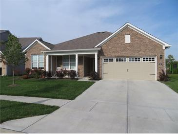 Photo one of 4164 Nigella Dr Plainfield IN 46168 | MLS 21815356