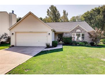 Photo one of 6265 Saddletree Dr Zionsville IN 46077 | MLS 21815357