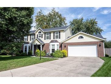Photo one of 11247 Berkely Ct Fishers IN 46038   MLS 21815416