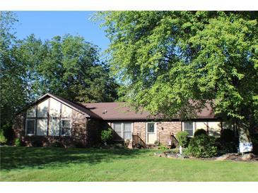 Photo one of 5976 Williams Dr Plainfield IN 46168   MLS 21815478