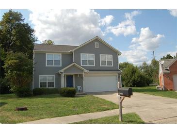 Photo one of 6346 Pathfinder Ct Indianapolis IN 46203 | MLS 21815485