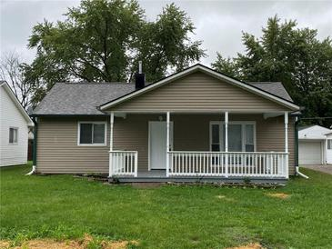 Photo one of 515 Grove St Greenfield IN 46140   MLS 21815553