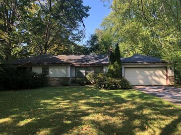 Photo one of 7126 Spring Mill Rd Indianapolis IN 46260   MLS 21815667
