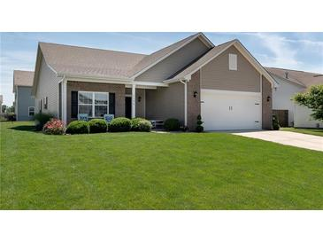 Photo one of 1132 Shale Dr Fortville IN 46040   MLS 21815670