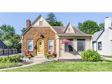 Photo one of 5916 Winthrop Ave Indianapolis IN 46220 | MLS 21815682