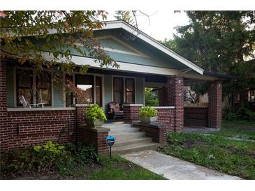 Photo one of 5145 E Michigan St Indianapolis IN 46219 | MLS 21815687