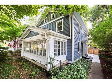 Photo one of 4339 N Park Ave Indianapolis IN 46205 | MLS 21815698