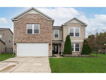 Photo one of 6571 Branches Dr Brownsburg IN 46112   MLS 21815717