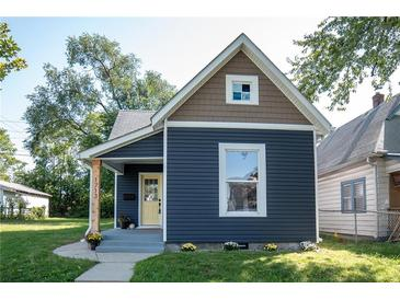 Photo one of 1713 S Delaware St Indianapolis IN 46225 | MLS 21815813