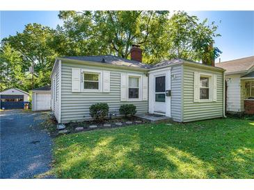 Photo one of 6123 Ralston Ave Indianapolis IN 46220   MLS 21815907