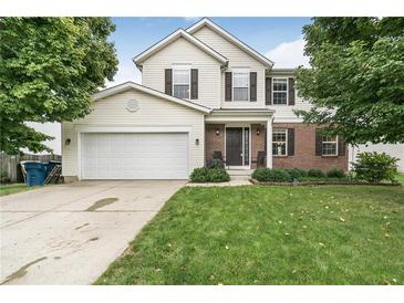 Photo one of 12853 Turnham Dr Fishers IN 46038 | MLS 21815910