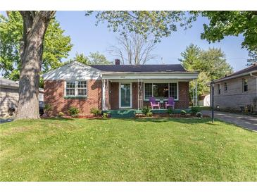 Photo one of 1113 N Layman Ave Indianapolis IN 46219 | MLS 21815945