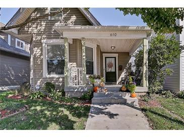 Photo one of 610 Cottage Ave Indianapolis IN 46203 | MLS 21815981