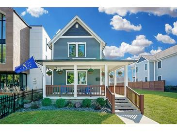 Photo one of 1621 N New Jersey St Indianapolis IN 46202   MLS 21816051