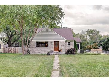 Photo one of 5701 Norwaldo Ave Indianapolis IN 46220 | MLS 21816163