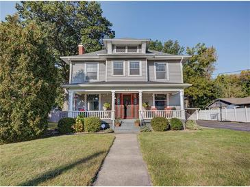 Photo one of 324 S Ritter Ave Indianapolis IN 46219 | MLS 21816274