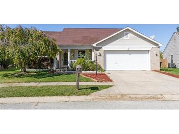 Photo one of 6454 Blakeview Dr Indianapolis IN 46235   MLS 21816279