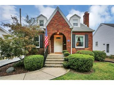 Photo one of 759 N Leland Ave Indianapolis IN 46219 | MLS 21816441