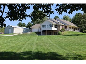 Photo one of 1250 W Bunkerhill Rd Mooresville IN 46158   MLS 21816477