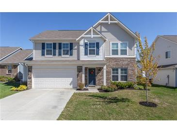 Photo one of 5045 Arling Ct Indianapolis IN 46237 | MLS 21816500