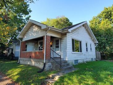 Photo one of 1036 N Gladstone Ave Indianapolis IN 46201 | MLS 21816591