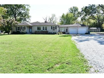 Photo one of 10519 Rainbow Ln Indianapolis IN 46236 | MLS 21816625