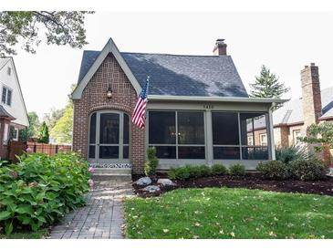 Photo one of 5410 N Kenwood Ave Indianapolis IN 46208 | MLS 21816658