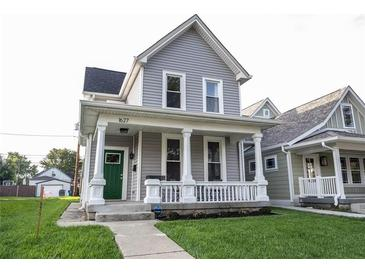 Photo one of 1627 Hoyt Ave Indianapolis IN 46203 | MLS 21816673
