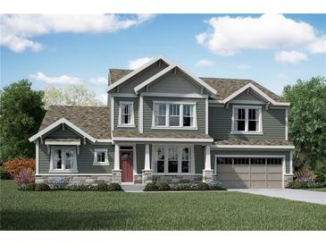 Photo one of 14668 Meadow Bend Dr Fishers IN 46037   MLS 21816691