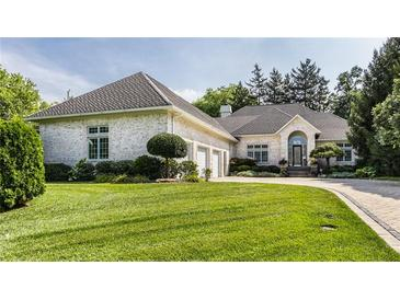 Photo one of 8557 Oakmont Ln Indianapolis IN 46260   MLS 21816693