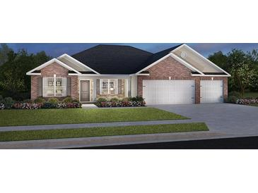 Photo one of 968 Richelle Way Greenwood IN 46143 | MLS 21816726