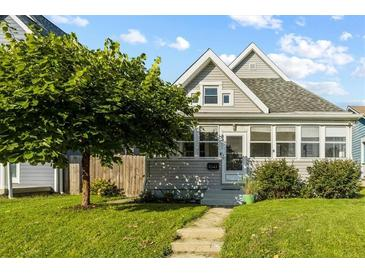 Photo one of 1042 Saint Paul St Indianapolis IN 46203 | MLS 21816735