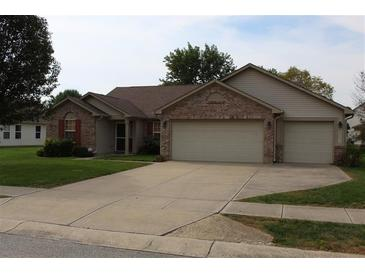 Photo one of 2304 Burgundy Way Plainfield IN 46168   MLS 21816777
