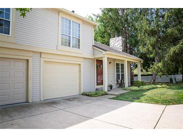 Photo one of 2646 Chaseway Ct Indianapolis IN 46268 | MLS 21816813