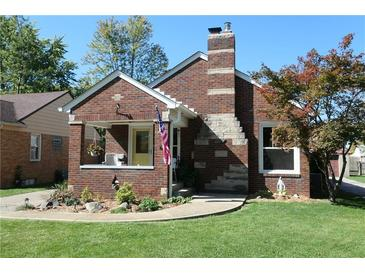 Photo one of 1470 N Leland Ave Indianapolis IN 46219 | MLS 21816827