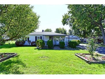 Photo one of 7425 E Troy Ave Indianapolis IN 46239 | MLS 21816848
