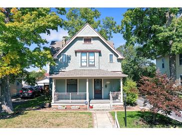 Photo one of 5348 E Julian Ave Indianapolis IN 46219   MLS 21816859