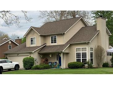 Photo one of 7539 Sycamore Grove Ct Indianapolis IN 46260   MLS 21816861